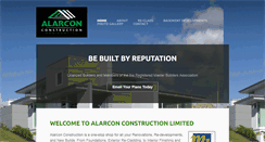 Preview of alarcon.co.nz